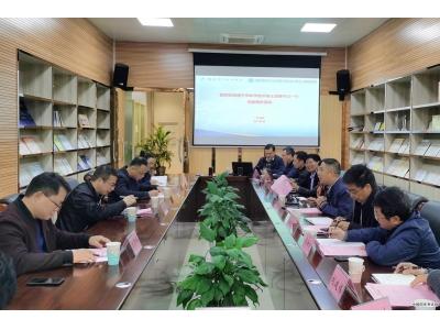 南宁市科学技术局党组书记王亚楠一行到桂林电子科技大学调研