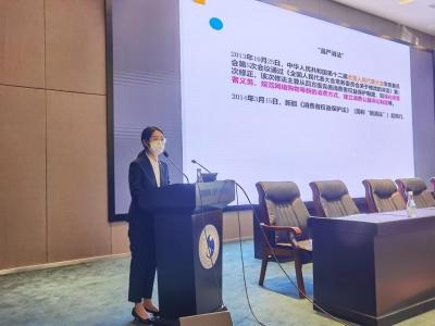 云南艺术学院基建后勤处组织校内服务企业从业人员开展法律培训